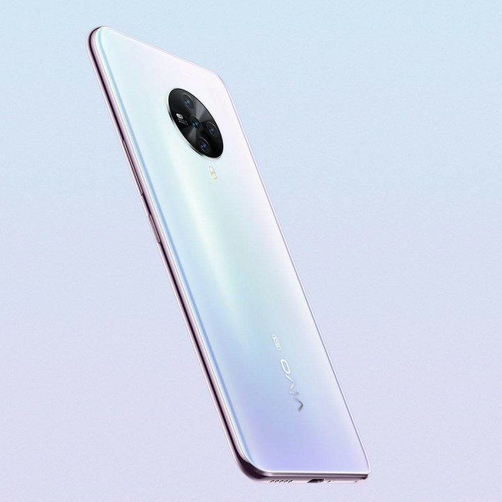 Vivo S6 official renderings