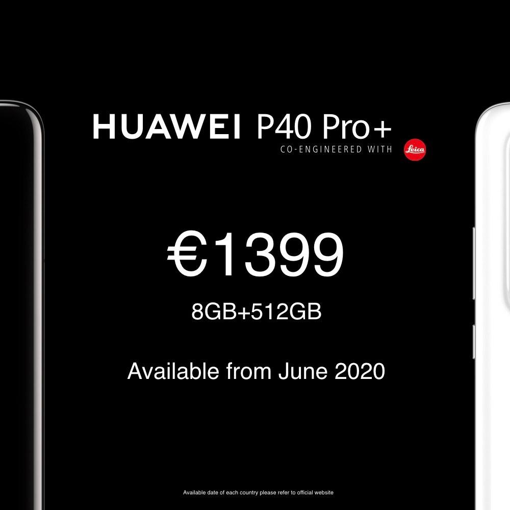 Huawei P40 Pro + Price