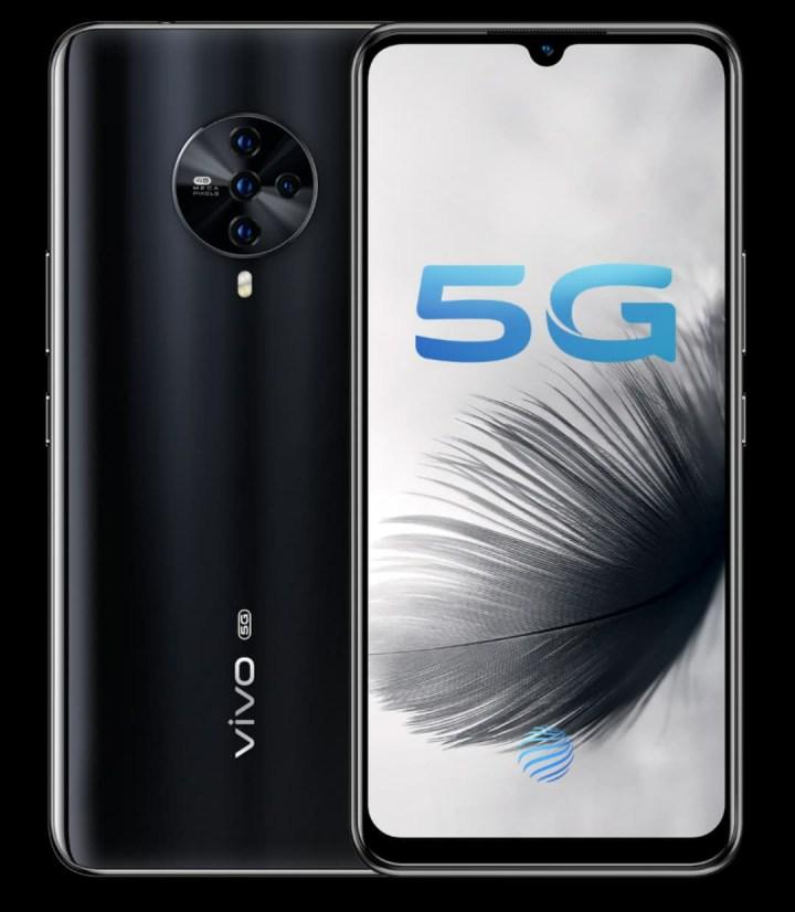 Vivo S6 Black