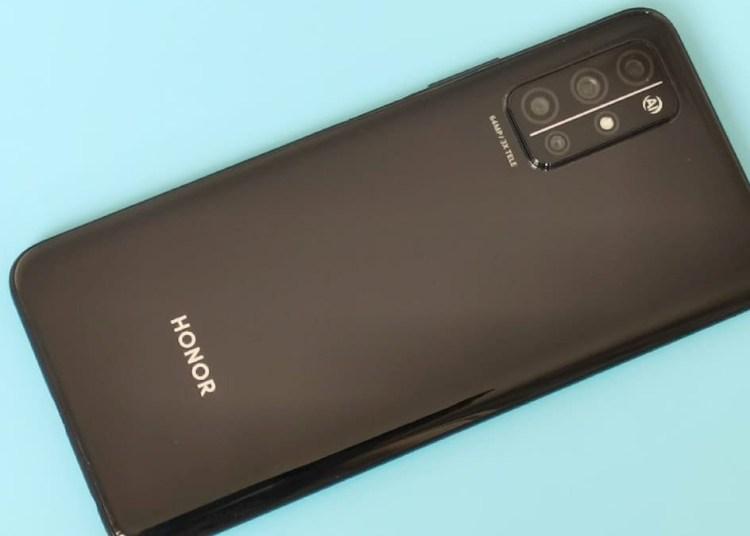 Honor 30s Camera Technology