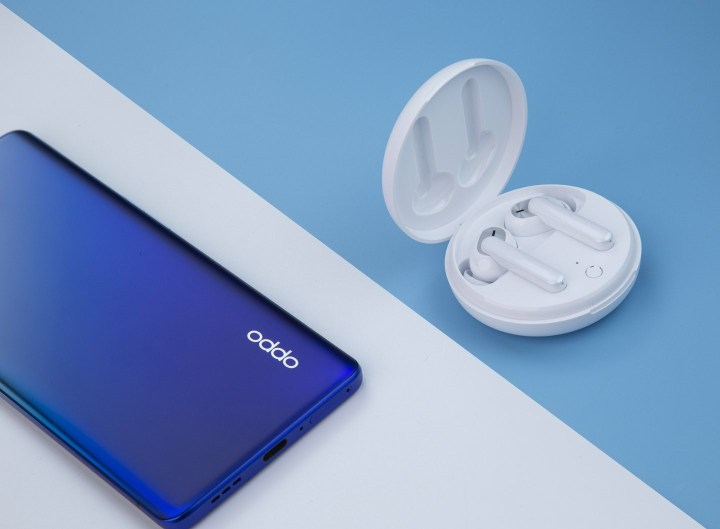 Oppo ENCO W31 Unboxing images