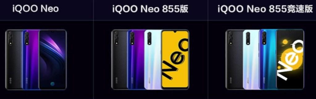 iQOO Neo series