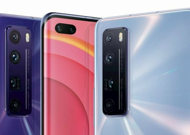 Huawei Nova 7 Series Official poster