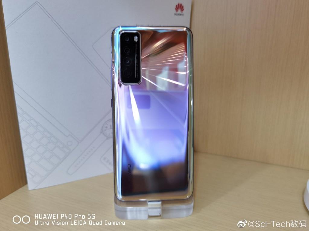 Huawei Nova 7 Live Photos