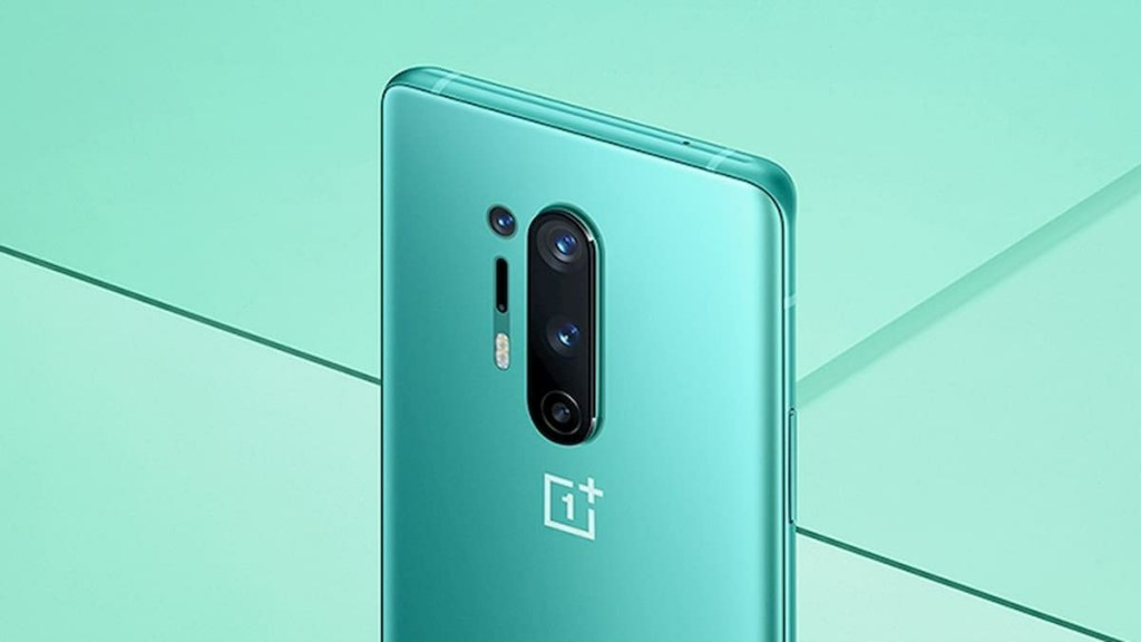 OnePlus 8 Series Price in India