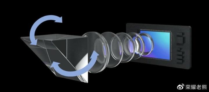 50x Periscope Telephoto Lens