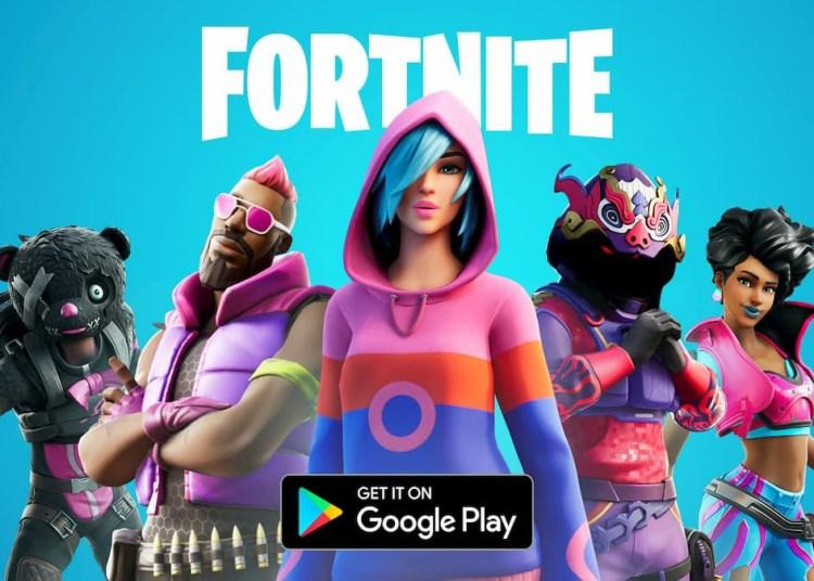 Fortnite On Google Play Store