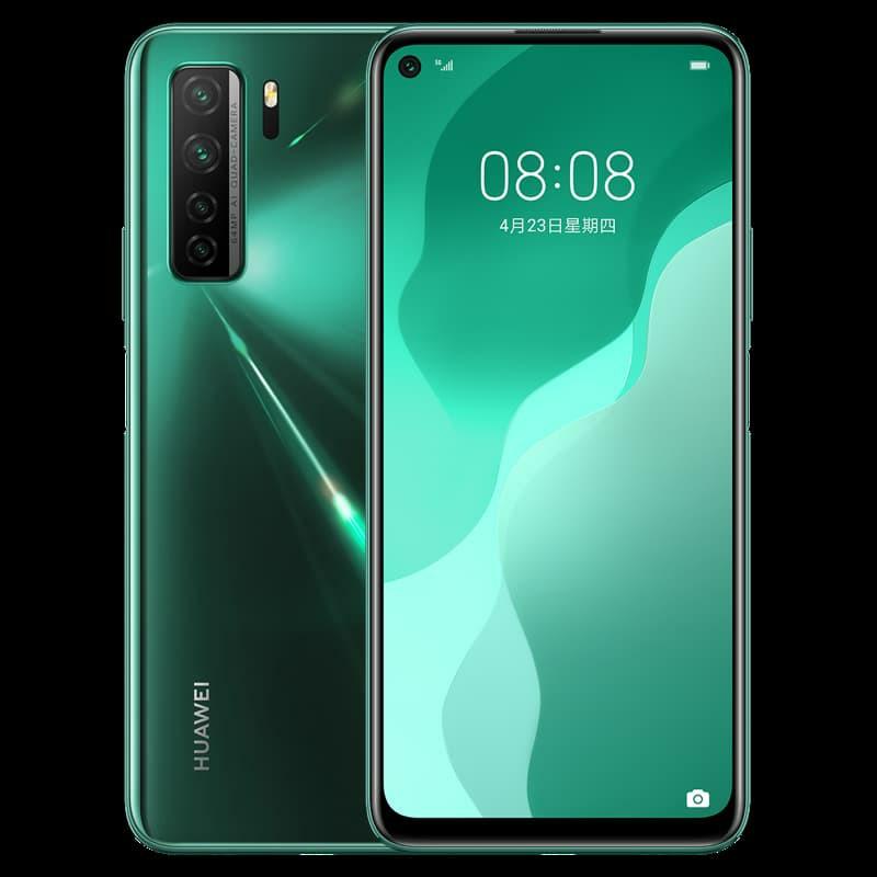 Huawei Nova 7 SE Green
