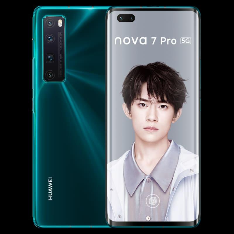 Huawei Nova 7 Pro Green