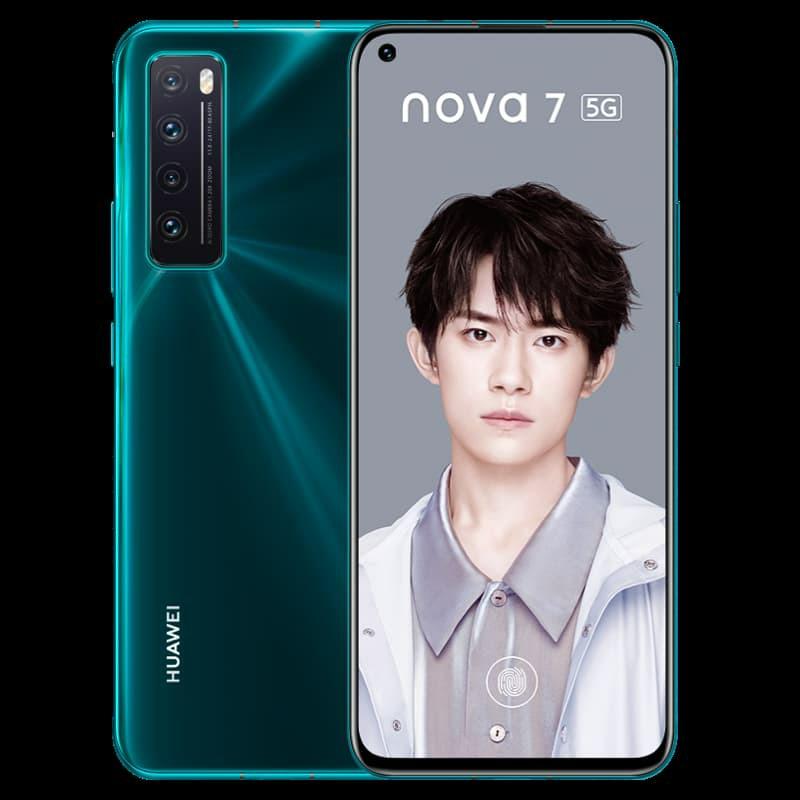 Huawei Nova 7 Green