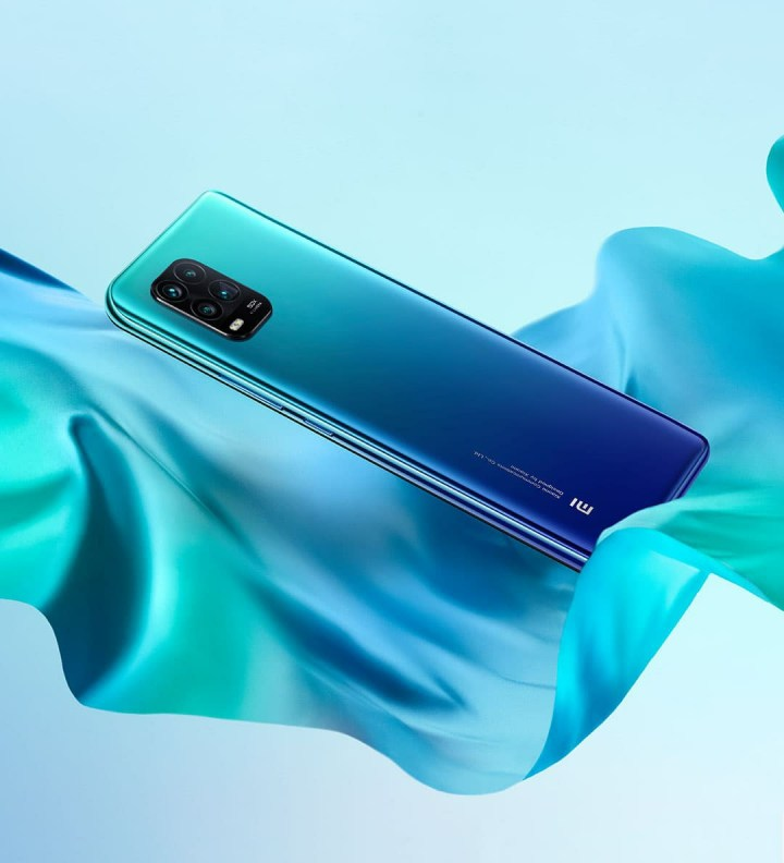 Xiaomi 10 Youth Edition Blue