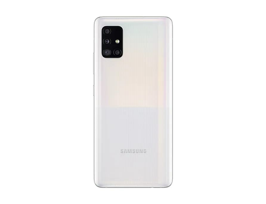 Samsung A51 5G Prism Cube White