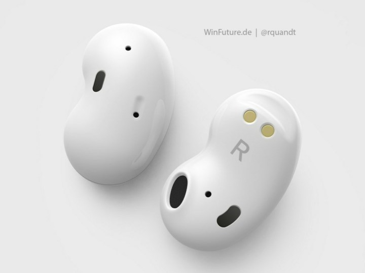 Galaxy BudsX Features, Galaxy Buds X