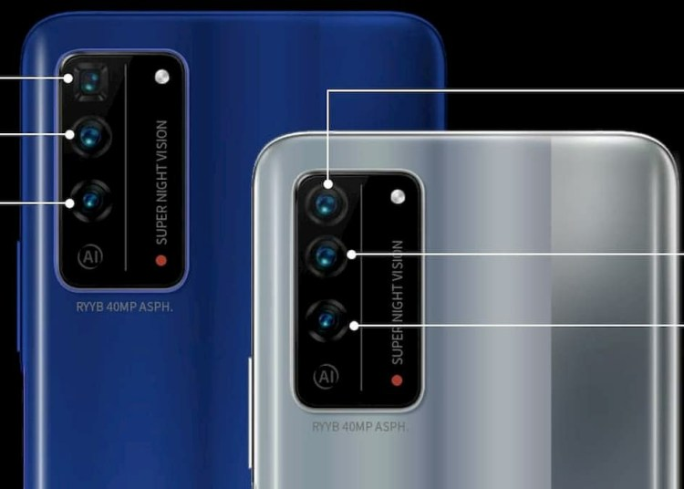 Honor X10 and honor X10 Pro Camera Difference