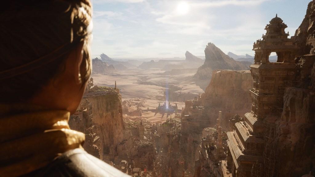 Unreal Engine 5 Demo Running On PlayStation 5