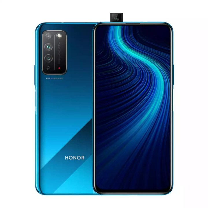 Honor X10 official rendering
