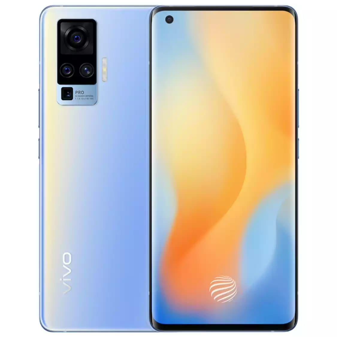 Vivo X50 Pro Liquid Oxygen (Blue)