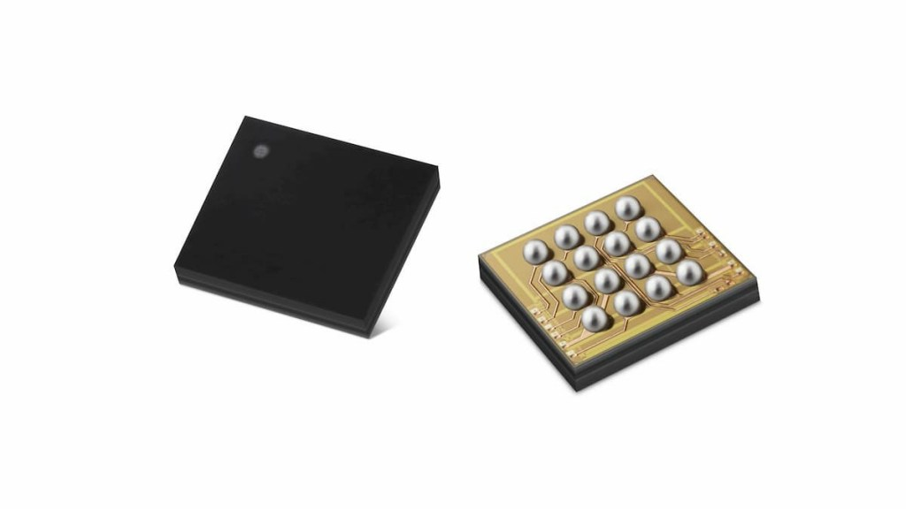 Samsung Secure Element Chip S3FV9RR