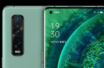 OPPO Find X2 Pro Bamboo Green