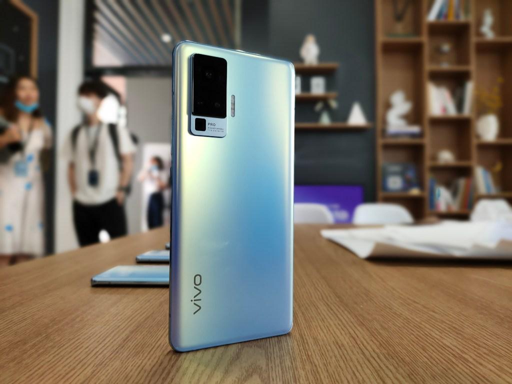 Vivo X50 Pro Live Photos
