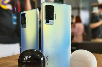 Vivo X50 Pro And Vivo TWS Neo Live Photos