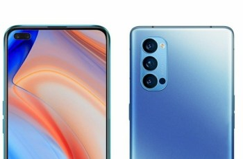 Oppo Reno4 Standard Version Appearance Revealed; Understanding The Differences 1