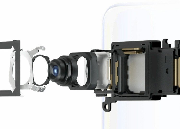 Why Vivo X50 Pro+ don't have a MicroCloud Gimbal camera?