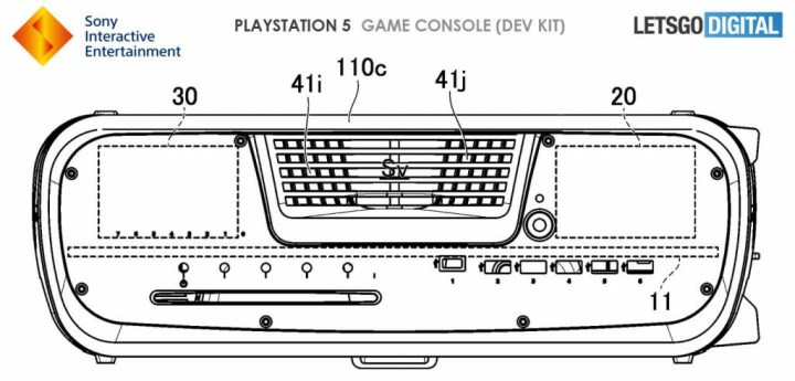 PlayStation 5 Cooling technology