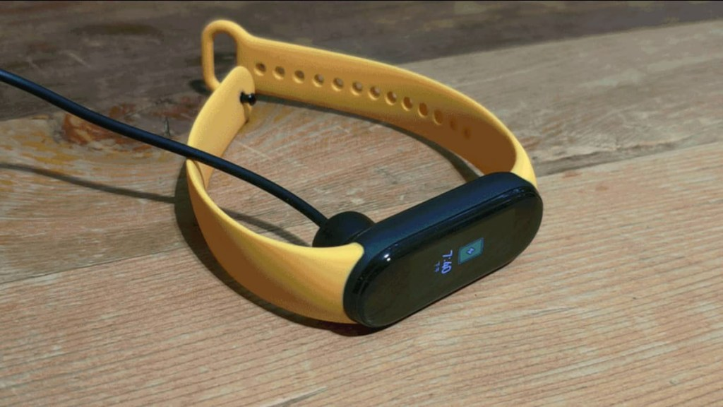 Mi Band 5 New Magnetic Charging