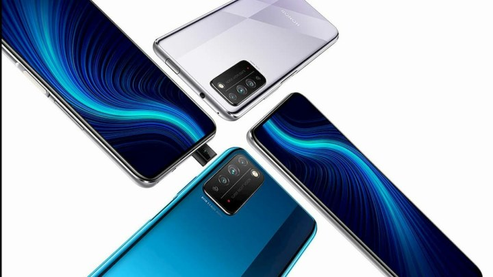 Honor X10 Pro and the Honor X10 Max