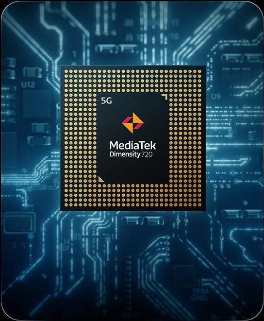 MediaTek Dimensity 720 5G Specifications in Detail