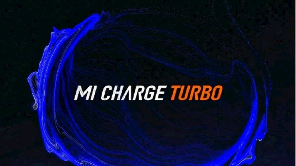 Phone with 100W Fast Charging