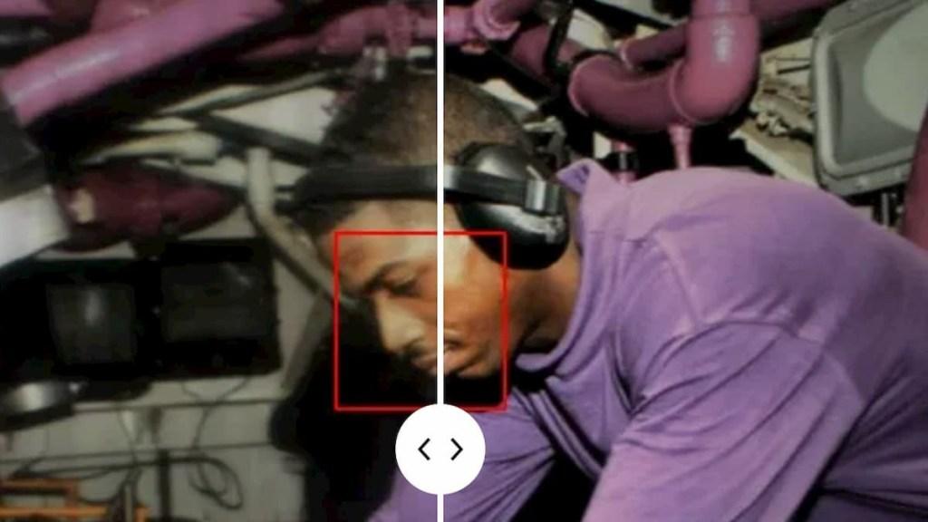Microsoft AI Repair Program and In-display Camera