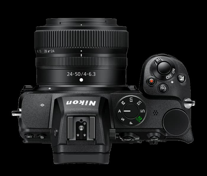 Nikon Z5 Product Pictures