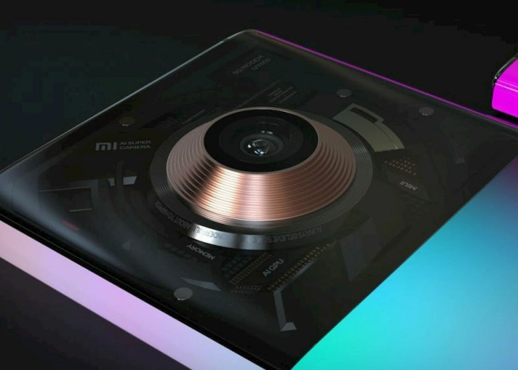 Xiaomi Mix Alpha Pro Concept Design