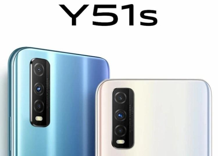 Vivo Y51s 5G