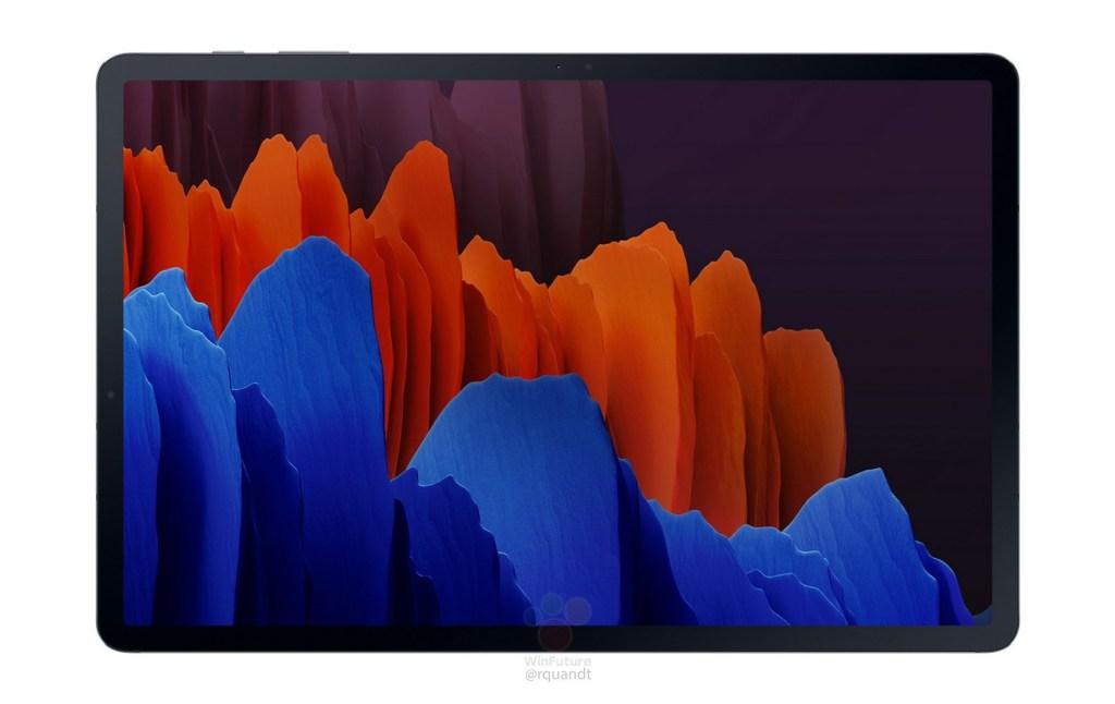 Samsung Galaxy Tab S7+ Mystic Black