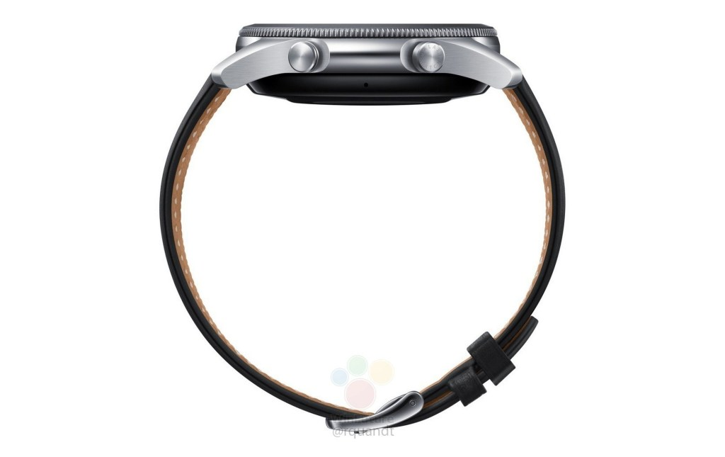 Samsung Galaxy Watch 3 45mm titanium silver