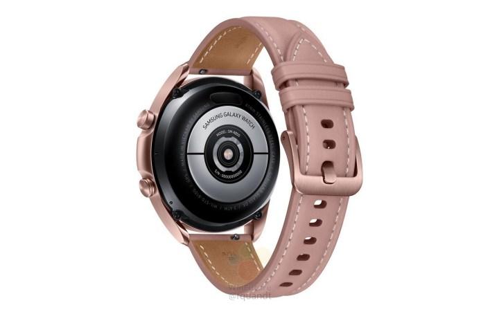 Samsung Galaxy Watch 3 41mm bronze