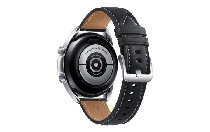 Samsung Galaxy Watch 3 41mm titanium silver