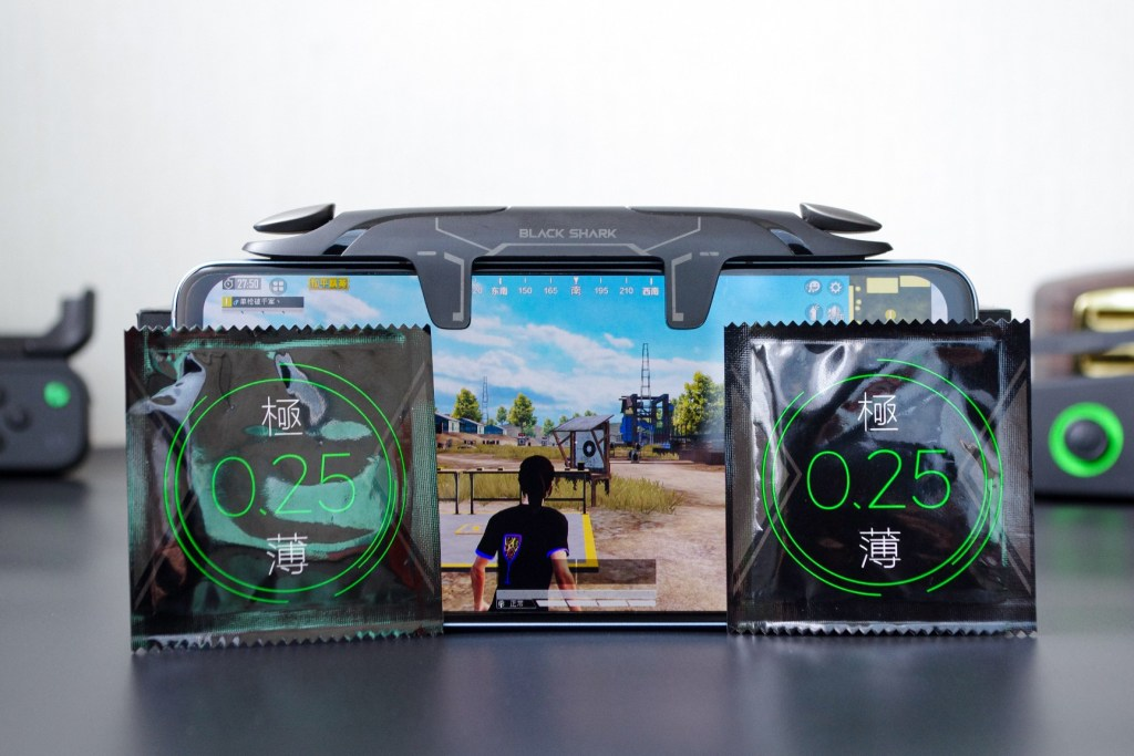 Black Shark 3S Gaming Accessories