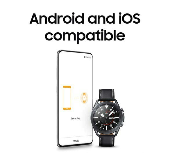 Galaxy Watch 3 Special Features