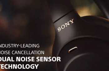 Sony WH-1000XM4 Promotional Video