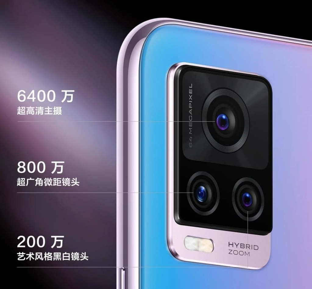 Vivo S7 Rear Camera, Vivo S7 price