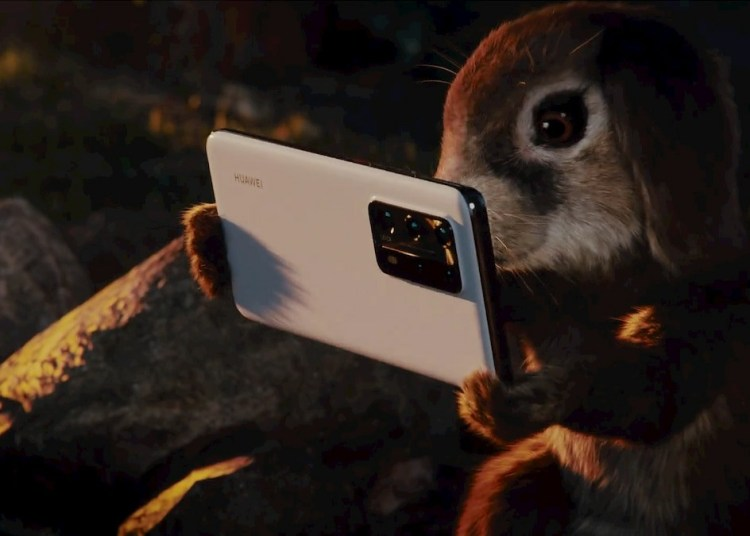 Huawei Pictures Present: There is No Danger; A P40 Pro+ Dedicated Movie.