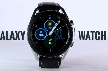 How to use Galaxy Watch 3 Official Video