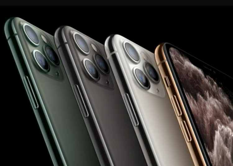 iPhone 11 Pro, 5.8 inches, 3046 mAh