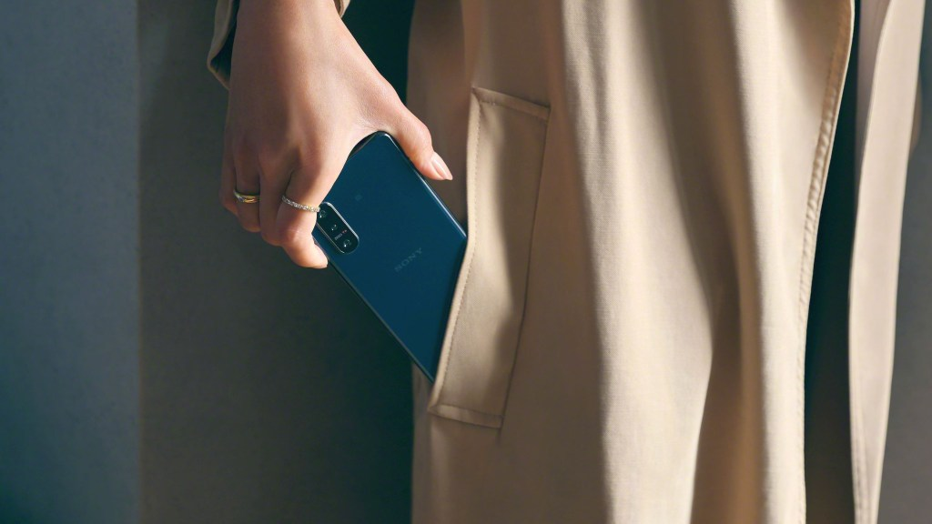 Sony Xperia 5 Mark 2 Promotional Material