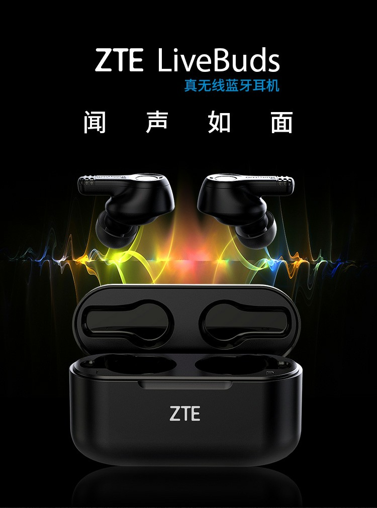 ZTE Buds Live Specifications