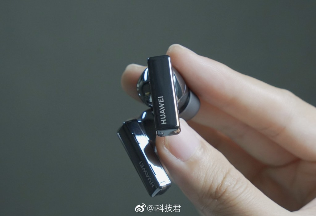 Huawei Freebuds Pro Live Photos